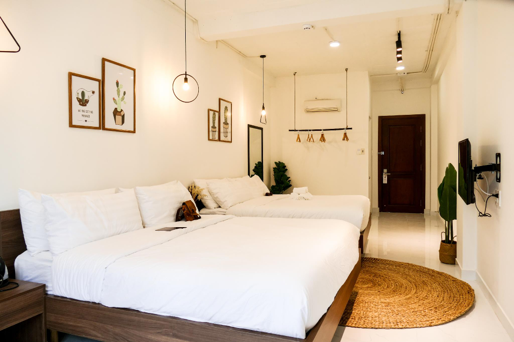 Hyen Hotel and Spa, Quận 1