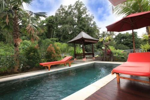 The Arya Villas River Side, Tabanan