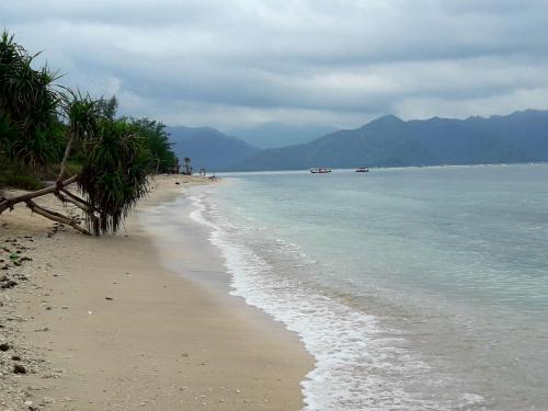 Beach Front Room, Kepulauan Gili