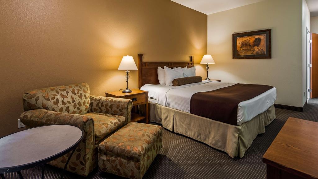 Best Western Rose Quartz Inn, Plumas