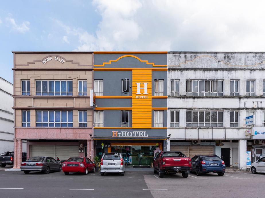 OYO 1098 H Hotel Segamat, Segamat