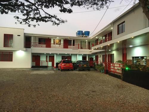 Hotel El Botalon, Garzón