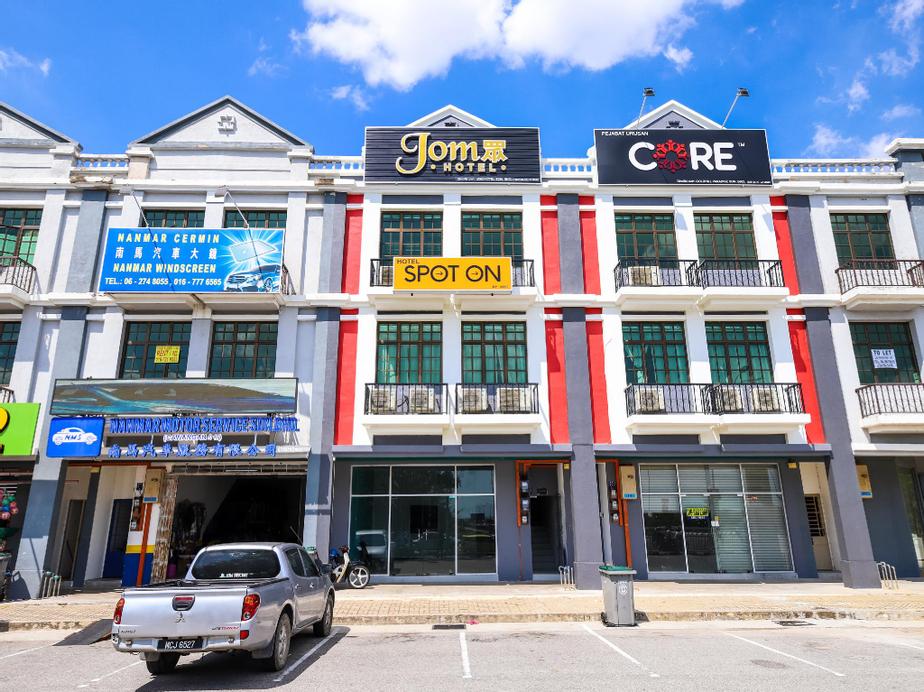 SPOT ON 89659 Jom Hotel, Kota Melaka