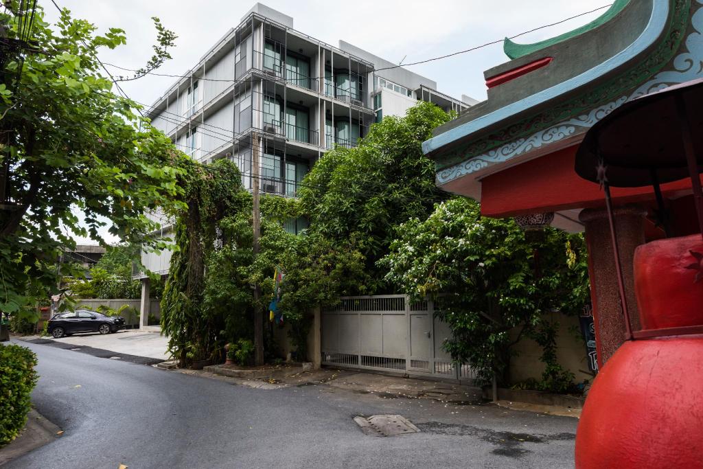 Bangkok City Link Hotel, Ratchathewi