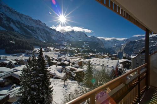 Hotel Jungfraublick, Interlaken