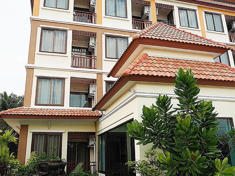 Sasi Nonthaburi hotel and apartment, Bang Bua Thong