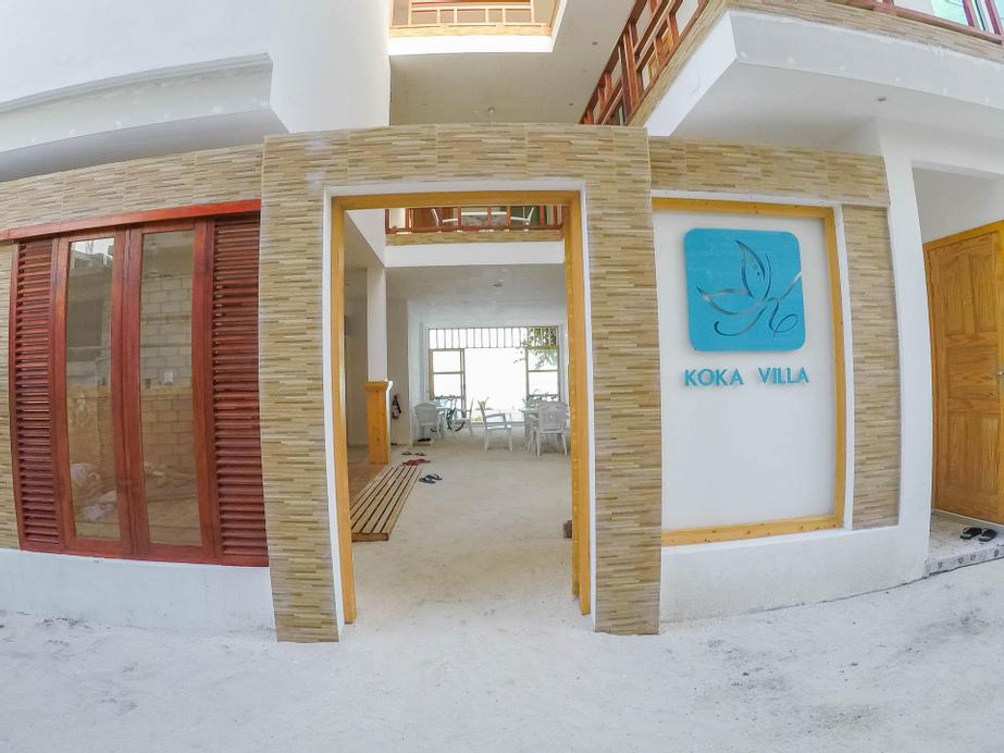 Koka Villa, Kepulauan Maafushi