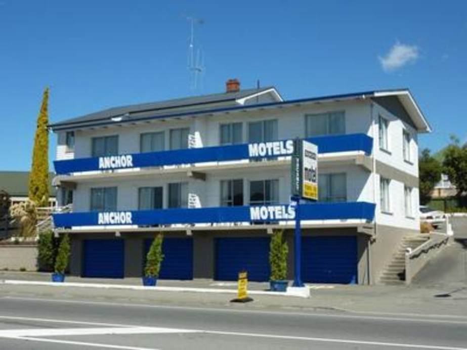 Anchor Motel - Hostel, Timaru