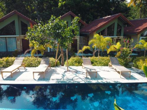 The Hamlet, Lombok