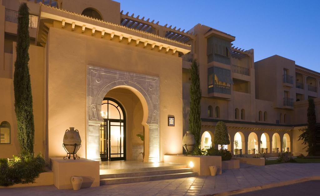 Hotel Alhambra Thalasso, Bouficha