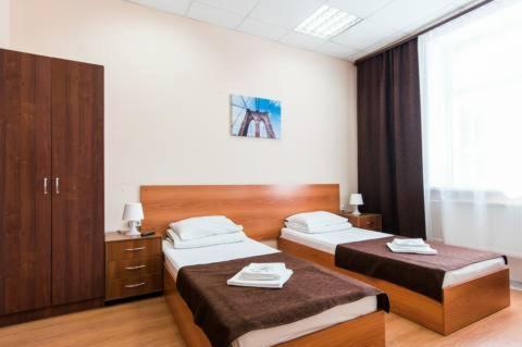 Hotel Business-Tourist-NEW, Barnaul gorsovet