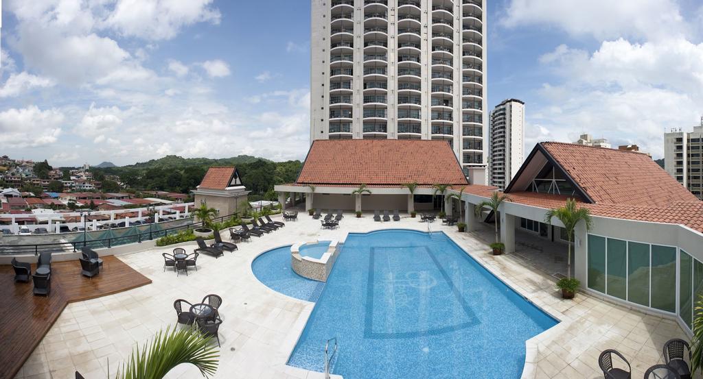 Central Park Hotel & Casino, Panamá