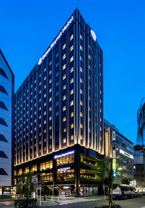 Daiwa Roynet Hotel Ginza, Chūō