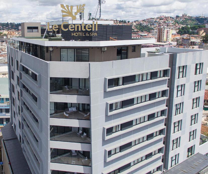 Le Centell Hotel & Spa, Analamanga
