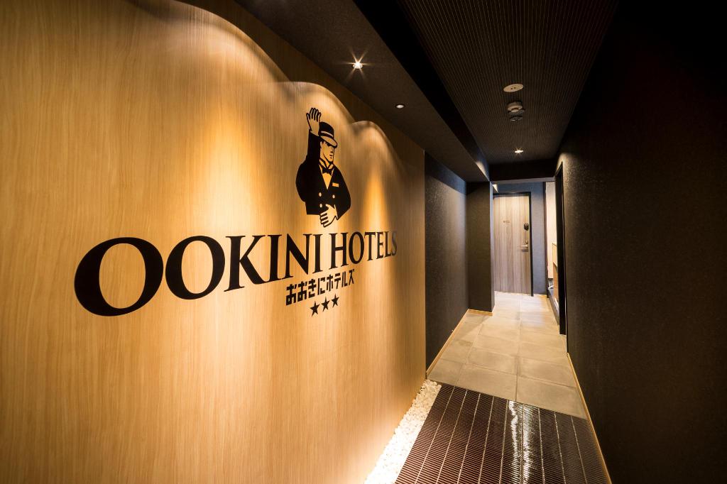 Ookini Hotels Shinsaibashi Sennencho Apartment, Osaka