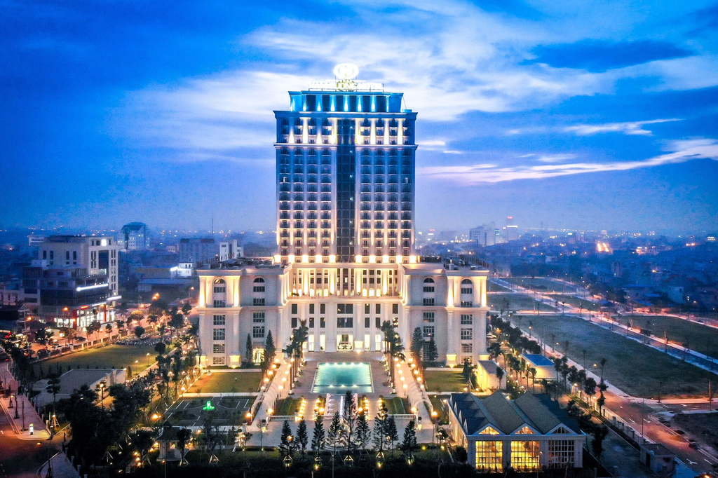 Nam Cuong Nam Dinh Hotel, Nam Định