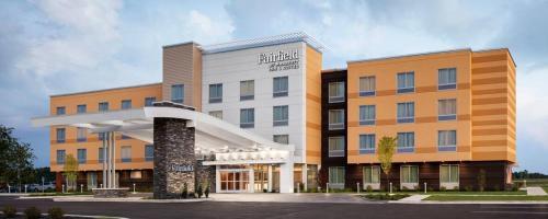 Fairfield Inn & Suites by Marriott San Luis Potosi, San Luis Potosí