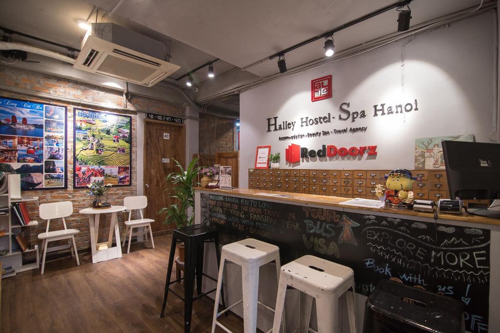 Halley Hostel & Spa Hanoi, Hoàn Kiếm
