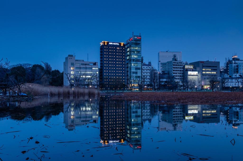 APA Hotel Keisei Ueno-Ekimae, Bunkyō