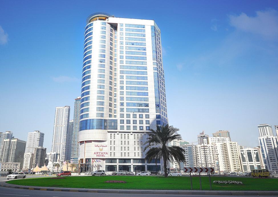 Aryana Hotel,