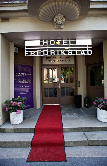Hotel Fredrikstad, Fredrikstad