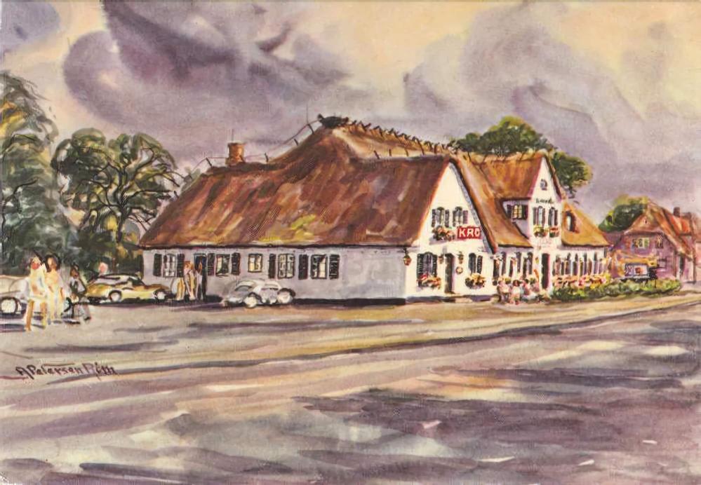 Døstrup Landevejskro & Motel, Tønder