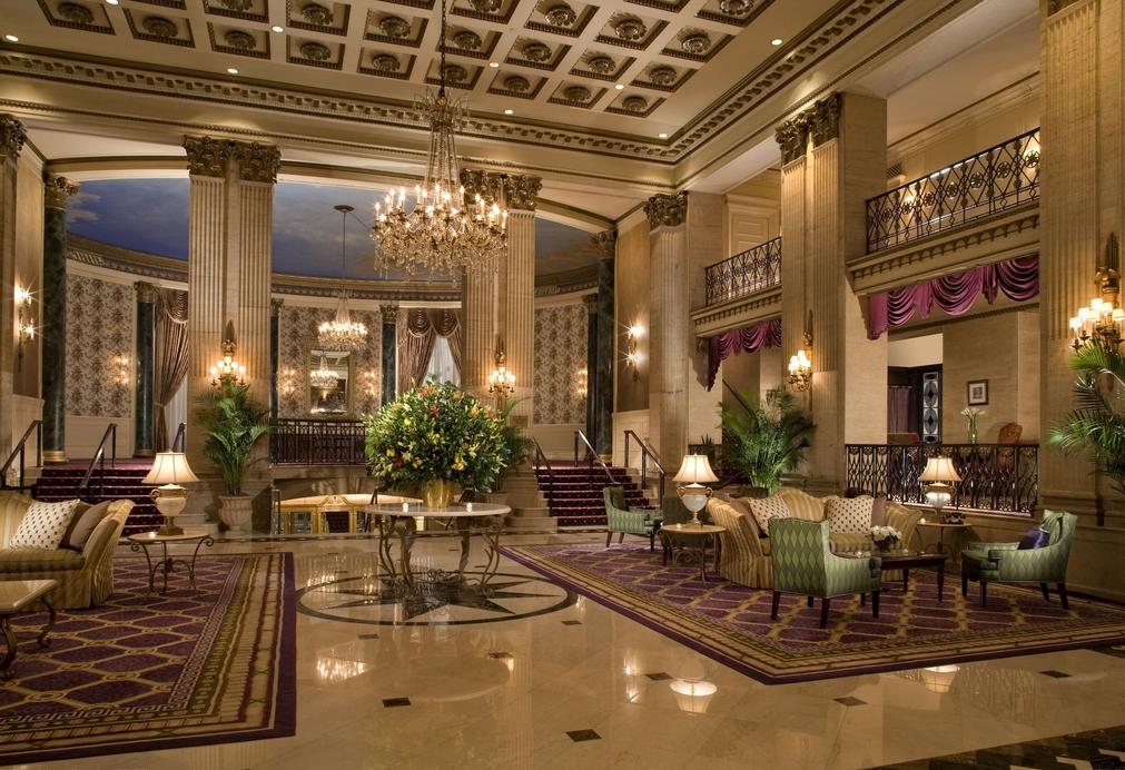 The Roosevelt Hotel, New York City, New York