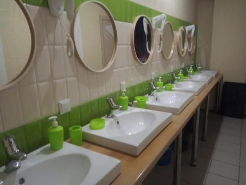 Kedrovka Tomsk Hostel, Tomskiy rayon
