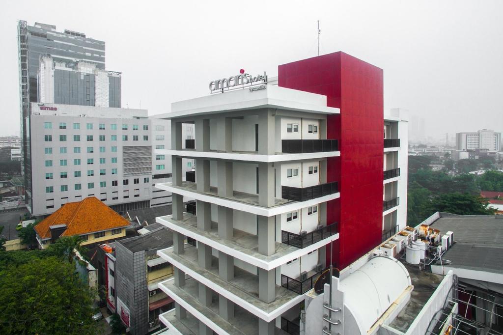 Amaris Hotel Fachrudin – Tanah Abang, Central Jakarta