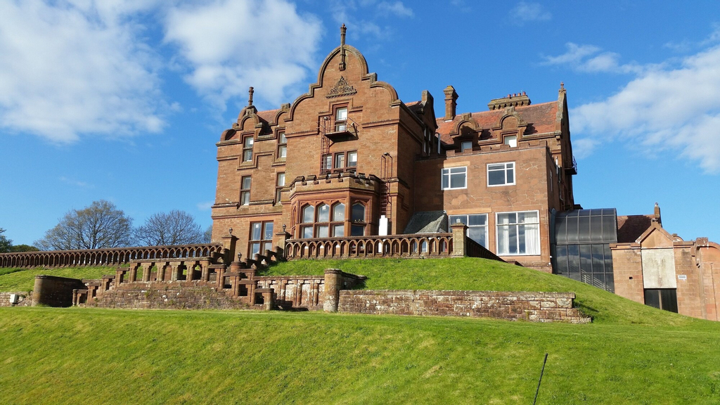Adamton Country House Hotel, South Ayrshire