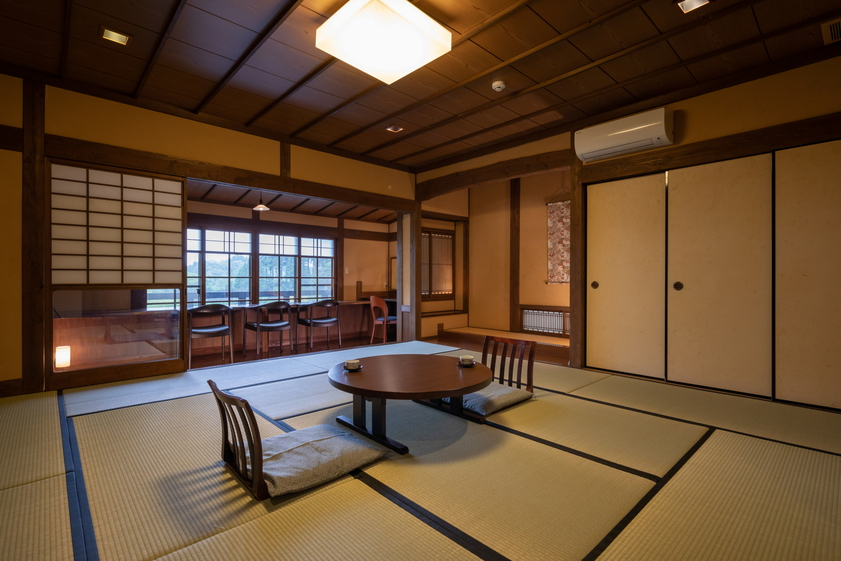 Ryokan Nanjoen, Minamioguni