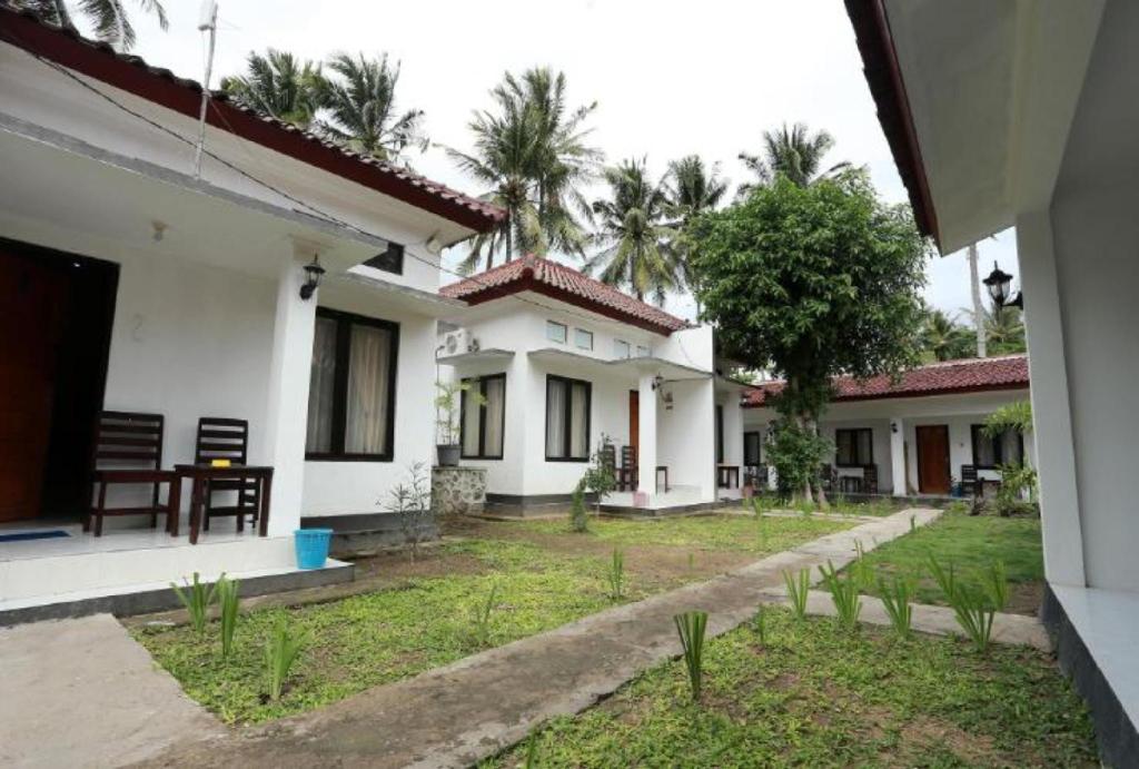 The Born Homestay, Lombok Tengah