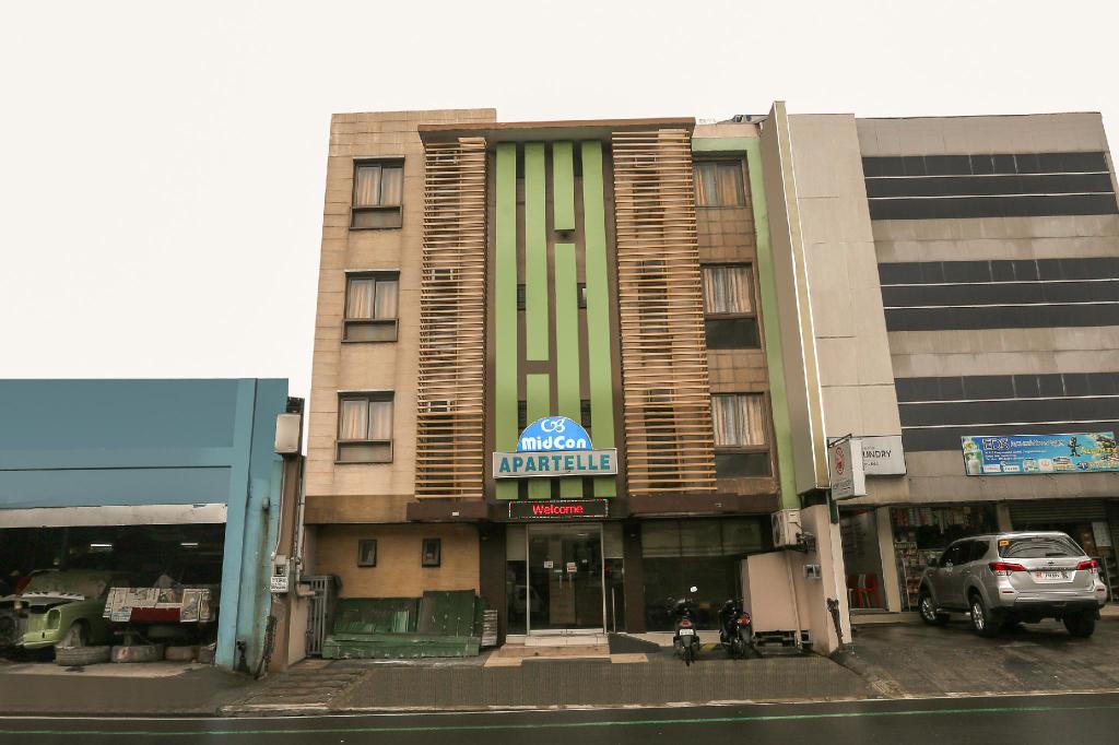 OYO 392 Midcon Apartelle, Quezon City