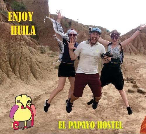Hostal El Papayo, Neiva