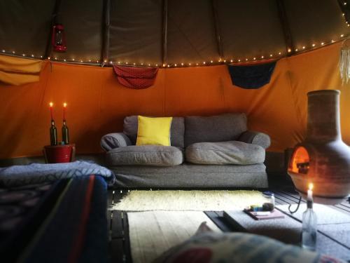 Magical Teepee Experience in Hogsback!, Amathole