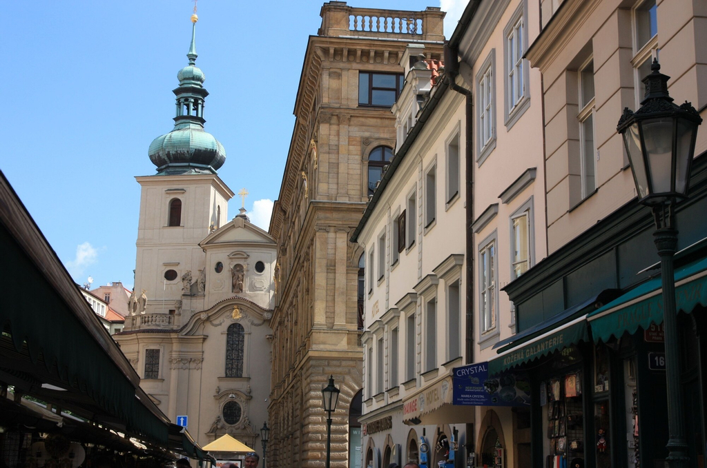 Prague Golden Age, Praha 1