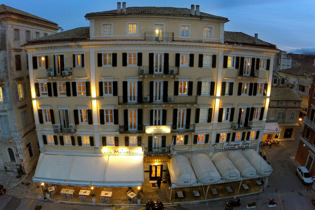 Konstantinoupolis Hotel, Ionian Islands