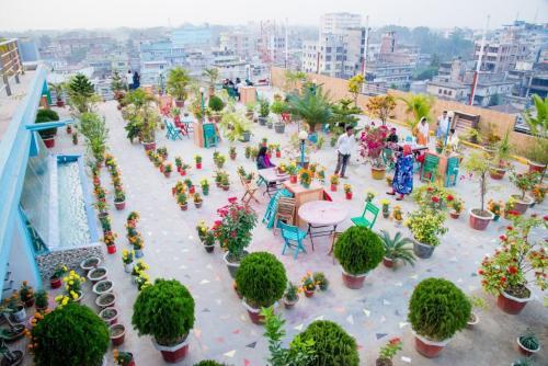 Hotel City Plaza International, Jessore