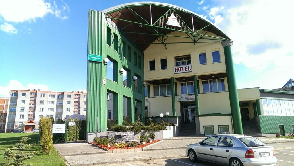 Viesbutis Vaivorykste, Šiaulių