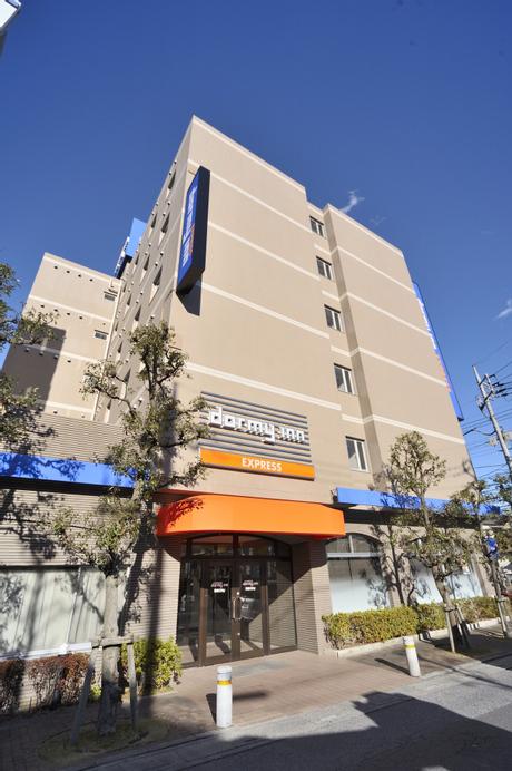 Dormy Inn Express Soka City, Sōka