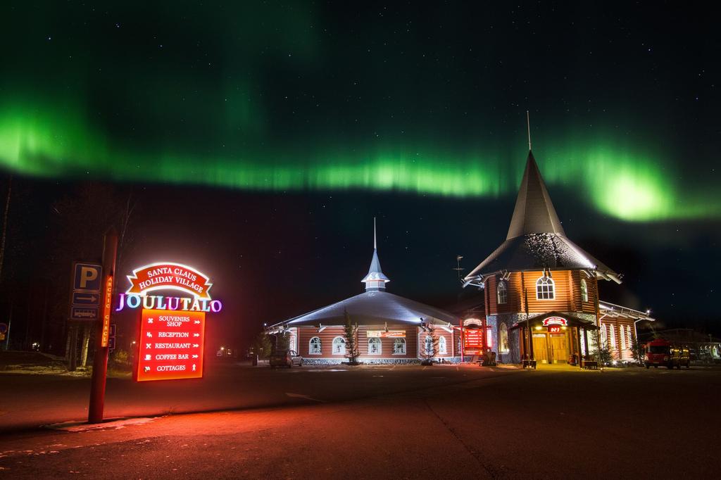 Santa Claus Holiday Village, Lapland