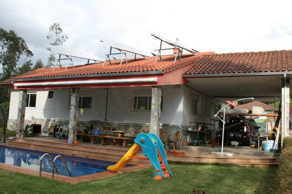 Villa With 4 Bedrooms in Tui, With Wonderful Mountain View, Private Pool and Enclosed Garden, Valença