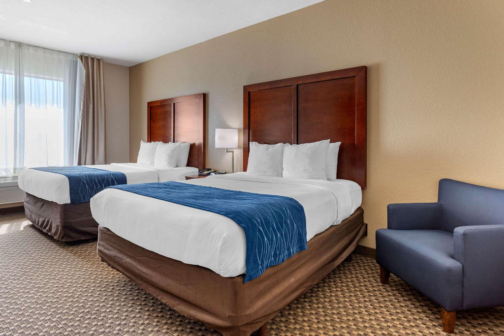 Comfort Inn & Suites, Grimes
