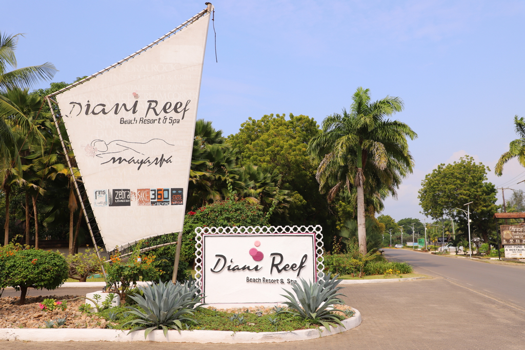 Diani Reef Beach Resort & Spa, Msambweni