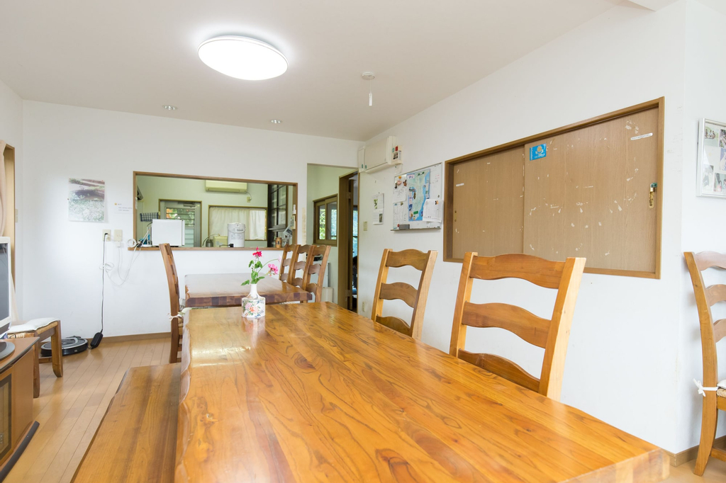 Hull House, Shimoda