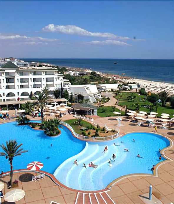 El Mouradi Palm Marina, Hammam Sousse