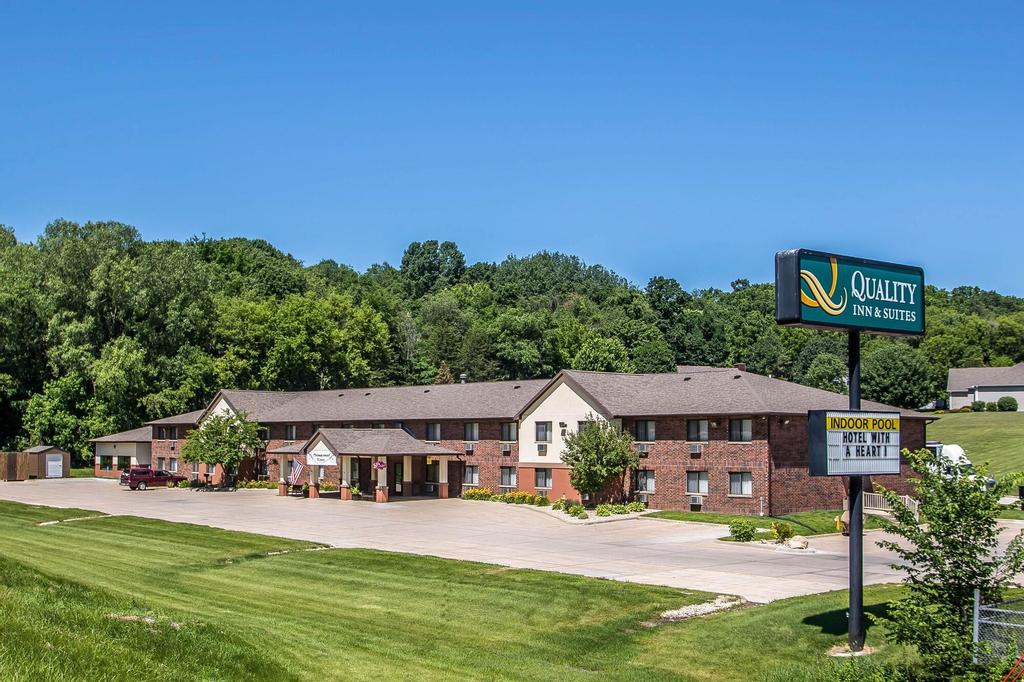 Quality Inn And Suites Decorah, Winneshiek