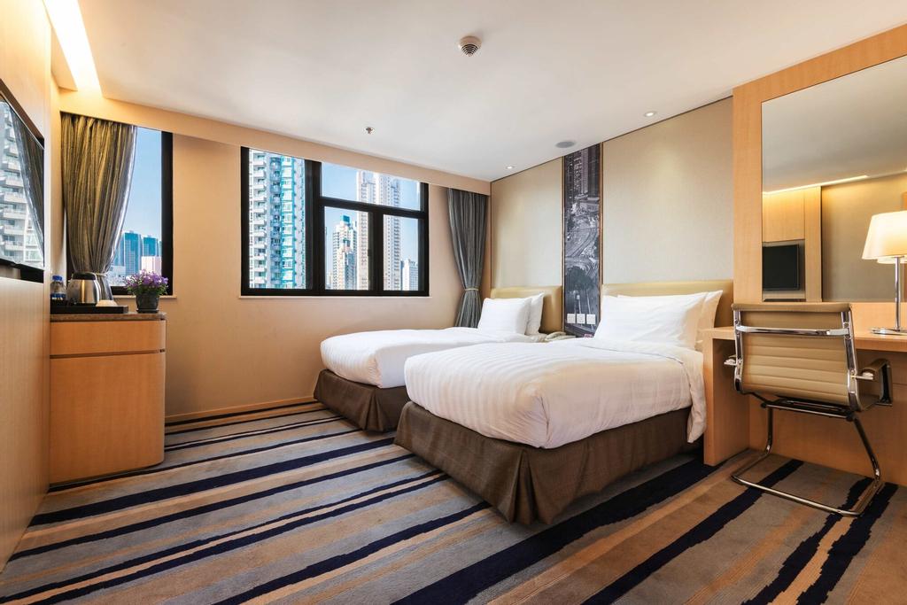 Metropark Hotel Mongkok, Yau Tsim Mong