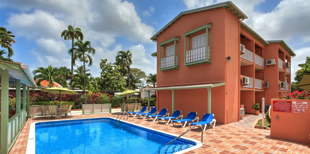 Worthing Court Apartment Hotel,