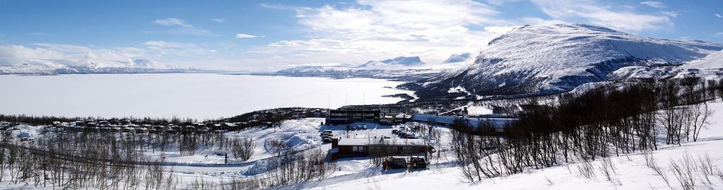 Hotell Fjället, Kiruna
